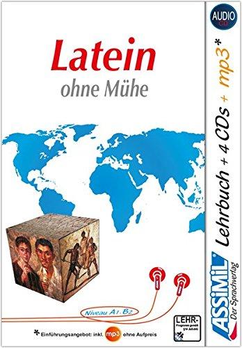 Assimil Latein ohne Mühe: Lehrbuch + 3 Audio-CDs +2 mp3-CDs