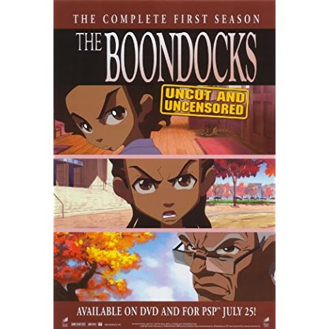 The TV Boondocks Poster, 69 x 102