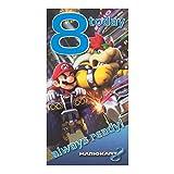 Mario Kart _ _ _ _ 8ème anniversaire