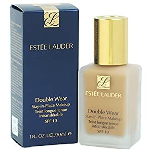 Estee Lauder Double Wear Stay In Place Makeup SPF10 Femme / Woman, 3C2 Pebble, 1er Pack (1 x 30 ml)