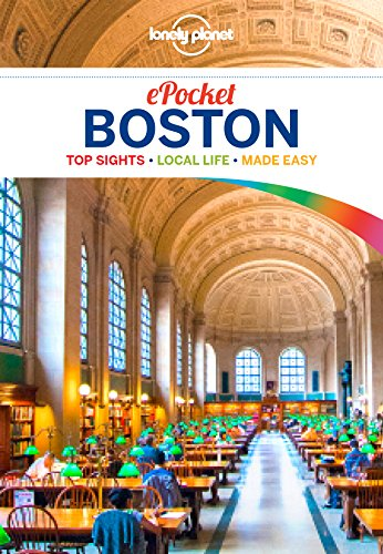 Lonely Planet Pocket Boston (Travel Guide) (English Edition) -