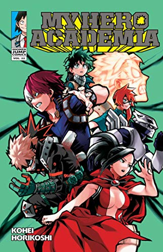 My Hero Academia 22: Volume 22