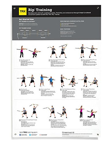 Zoom IMG-2 trx training rip workout poster