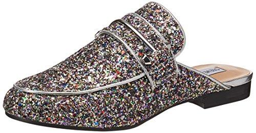 Steve Madden Kera-g Glitter Multi Silpper - Pantoufles Pour Femme Multi Glitter