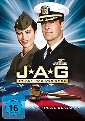 JAG: Im Auftrag der Ehre - Die finale Season [5 DVDs]