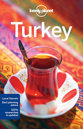 Price comparison product image Lonely Planet Turkey (Travel Guide)