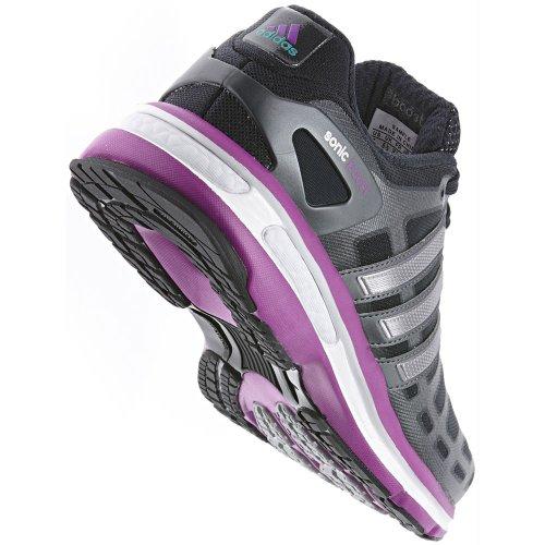 Adidas Sonic Boost W G97488, Running Femme Gris et violet clair