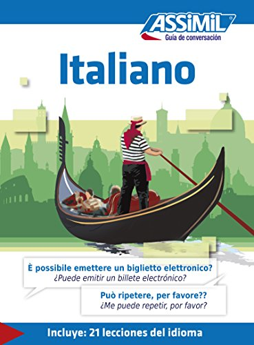 Italiano - Guía de conversación (Guide de conversation Assimil) por Jean-Pierre Guglielmi