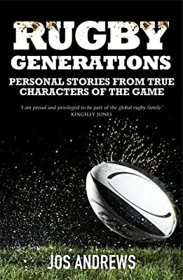 Rugby Generations from Accent Press Ltd