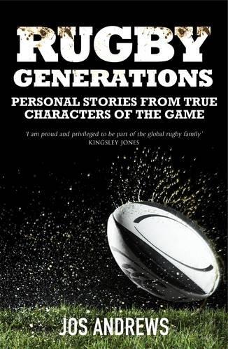 Rugby Generations por Jos Andrews