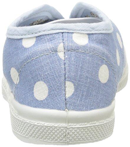Bensimon Unisex-Kinder Elly Pastel Pastilles Sneaker Bleu (532 Bleu)