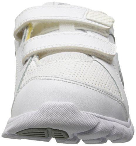 Nike Flex Experience Ltr (Psv), Scarpe da Corsa Bambino Bianco (White/White-White)