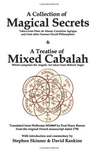 A Collection of Magical Secrets & A Treatise of Mixed Cabalah by Avalonia (2009-02-14)