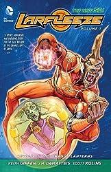Larfleeze Vol. 1: Revolt of the Orange Lanterns (The New 52) by Keith Giffen (2014-06-24)
