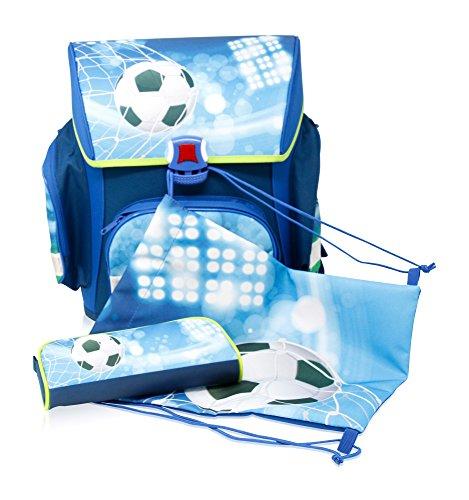 f54f693d35cf4 Schulranzen Set Schulrucksack Set+Schultertasche +Geldbeutel Rucksack  Freizeitrucksack Daypacks Backpack Sportbeutel für Mädchen