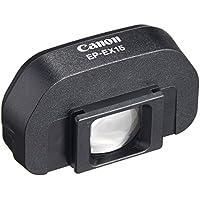 Canon EP-EX15 - Extensor de visor para Canon EOS, negro