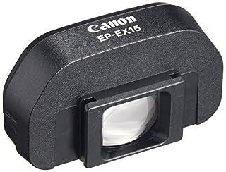Canon EP-EX15 - Extensor de Visor para Canon EOS, Negro (B0000C4G8C) | Amazon Products