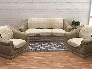 Buy Cloth Fusion Italian Velvet 10 Pcs Sofa Covers Set Of 5 Seater