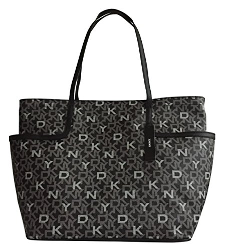 donna-karan-dkny-ladies-bag-active-coated-logo-tote-bag-shopper-black-bag-with-white-and-grey-dkny-l