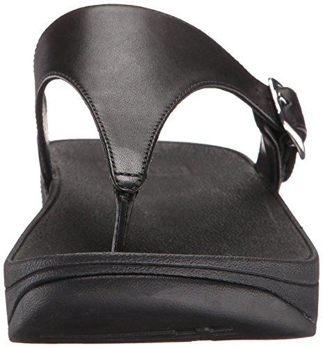 FitFlop Skinny Damen Sandalen Blau All Black