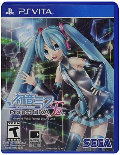 Hatsune Miku: Project Diva F 2nd (Hatsune 2nd F Project Miku Diva)