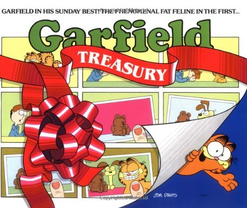 Garfield Treasury by Jim Davis (June 12,1984)
