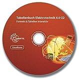 Tabellenbuch Elektrotechnik 4.0 CD - Einzellizenz: Formeln & Tabellen interaktiv