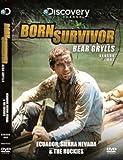Born Survivor Bear Grylls: Season 1 - Ecuador, Sierra Nevada & The Rockies