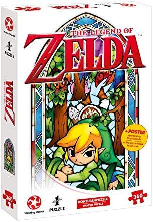 sur INS Puzzle-Aventure avec The Legend of Zelda Zelda Zelda – The Wind Waker Boomerang (360 pièces, avec Poster des motivs in Original Taille) | Magasiner  ce64d6