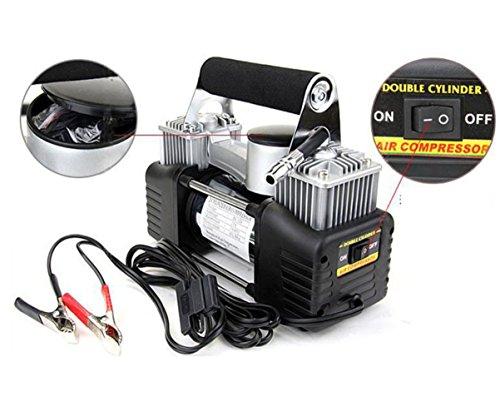 Gelernt 12 V 150 Psi Tragbaren Reifenfüller Pumpe Digitale Auf-bord Led-licht Elektrische Auto Abschaltung Notfall Kompressor Pumpe Für Auto Pumpen Heimwerker