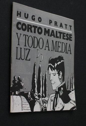Corto Maltese y todo a media luz