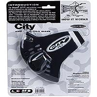 Respro City - Máscara negro negro Talla:mediano