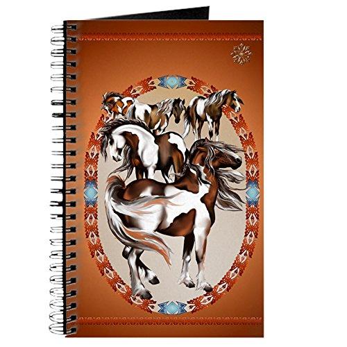 CafePress–Big Box der Farben–Spiralbindung Journal Notizbuch, persönliches Tagebuch,...