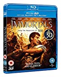 Immortals (Bd 3D + Bd) [2011] [Edizione: Regno Unito] [Reino Unido] [Blu-ray]