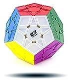 Cubo Megaminx Qiyi QiHeng S Dodecaedro velocidad speedcube LEVEL25