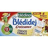 Blédina - Bledichef mijote de carottes et boeuf des 12 mois - Le bol de 230g - (pour la quantité plus que 1 nous...