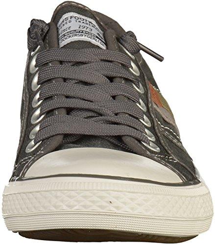 Dockers by Gerli 42jz002-790200, Sneakers Basses Homme Gris (Grau 200)
