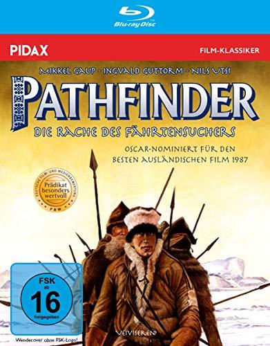 Pathfinder - Die Rache des Fährtensuchers / Preisgekröntes Abenteuerdrama ausgezeichnet mit dem Prädikat BESONDERS WERTVOLL (Pidax Film-Klassiker) [Blu-ray]