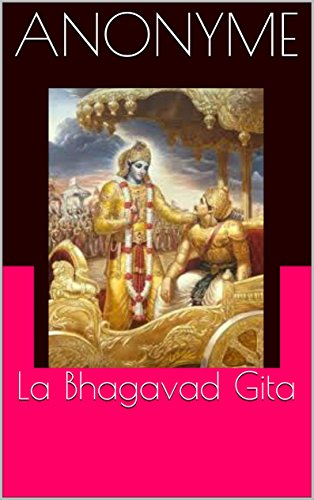 La Bhagavad Gita par anonyme