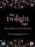 The Twilight Saga: The Complete Collection [DVD] [Reino Unido]
