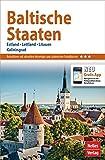 Nelles Guide Reiseführer Baltische Staaten: Estland, Lettland, Litauen, Kaliningrad - Nelles Verlag