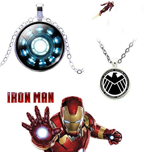 Inestimable Collection Ironman ARC Reactor 3D Cristal