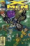 X-Men Unlimited (Vol 1) # 18 (Ref-1970429334)
