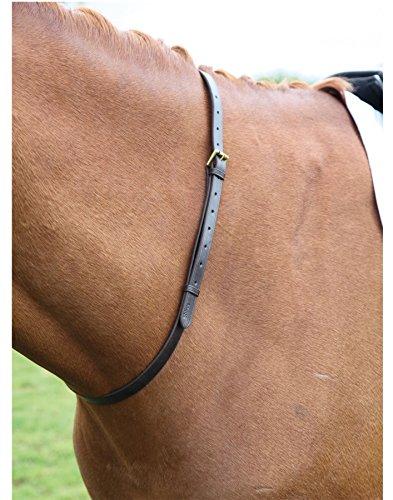 51MgNVHfU1L BEST BUY UK #1Shires Equestrian   Blenheim Leather Jockey Neck Strap   Havana   Size: 03 apr price Reviews uk