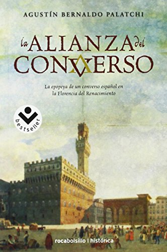 Portada del libro La alianza del converso (Bestseller (roca))