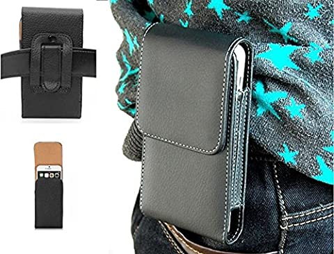 Leather Belt Clip Kickstand Holster Pouch Case for iPhone 7,iPhone 6s 6