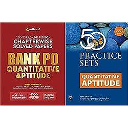 ARIHANT BANK PO QUANTITATIVE APTIUDE AND 50 PRACTICE SET QUANTITATIVE APTIUDE