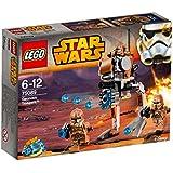 Lego Star Wars - 75089 - Jeu De Construction - Geonosis Troopers