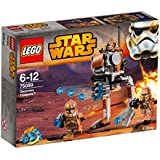 LEGO Star Wars - Geonosis Troopers, multicolor (75089)