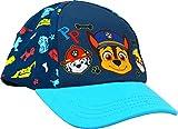 laylawson Gorra de béisbol de la Patrulla Canina para niños Azul Azul 2-6 Años